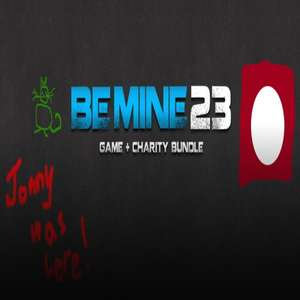 [STEAM] Be Mine 23 Bundle @ Groupees