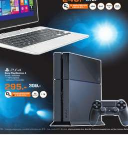 (Lokal Ludwigshafen) SATURN PlayStation 4 1TB