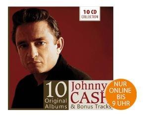 Verschiedene 10 CD-Boxen für 9,99 ,- @ Saturn Online! Johnny Cash, Elvis ..