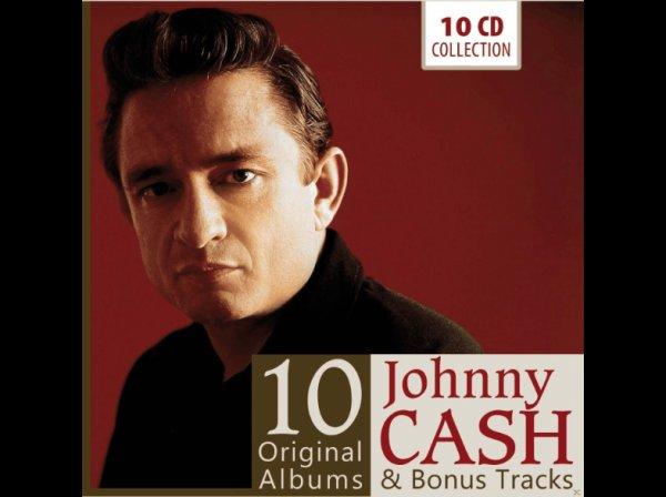 Saturn.de - Johnny Cash - 10 Original Albums - (CD) - Nur 9,99 € - bis 25.11.2015 um 9 Uhr