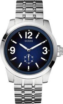 [Amazon.de] Guess Herren-Armbanduhr XL Analog Quarz Edelstahl W13571G2  mit Saphirglas