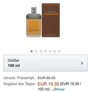 (Amazon Cyber Monday Week) Davidoff Adventure 100ml