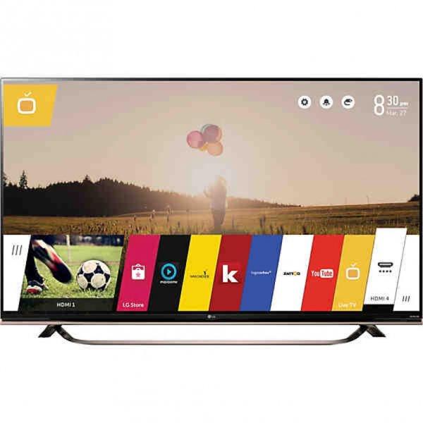LG Premium 65UF8609, LED Fernseher, 164 cm (65 Zoll), 4K Ultra HD 1729,94€ statt 2699€ bei Otto *Neukunden - 100€*