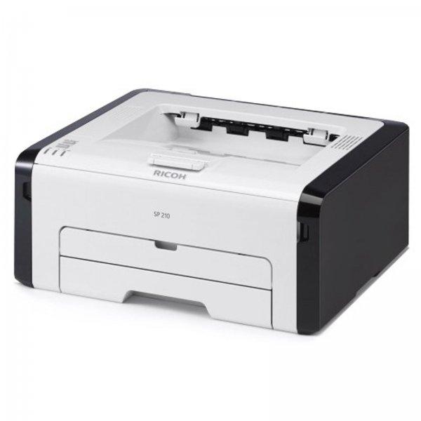 eBay WoW: RICOH SP 211 Laser Laserdrucker @ 35 Euro inkl. Versand (Mediamarkt)