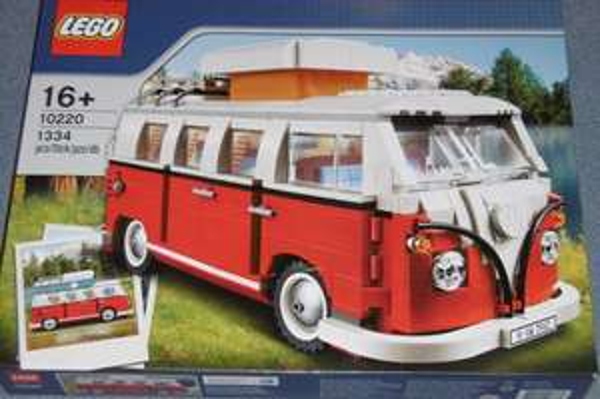 [ebay] LEGO 10220 VW T1 Campingbus für 88,65 €