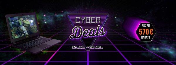 XMG Cyber-deals