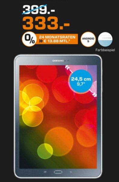 (lokal) Samsung Galaxy Tab S2 32GB WiFi für 333€ @ Saturn Hamm