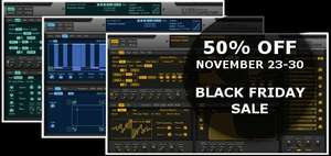 [Audio Production Deal] Synthmaster VST Plugin 50% günstiger