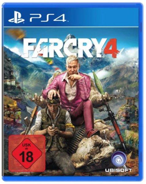 [Playstation Network] FarCry 4 für PS+Mitglieder für 23,99€; GoldVersion für 34,99€