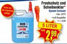 [CENTERSHOP] Kynast Exclusiv Frostschutz 5,0l bis -20°C für 2,99€