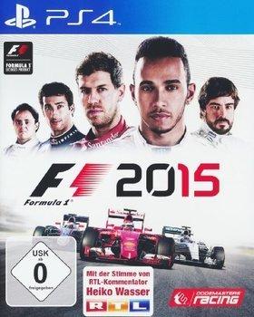 [Saturn] F1 2015 (PS4 / XBO) für 39,99€ [Disc-Version]