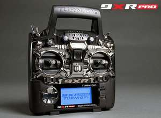 Turnigy 9XR PRO Radio Transmitter Mode 2 (Ohne HF Modul)