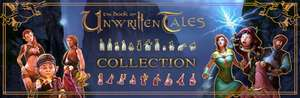 (Steam) The Book of Unwritten Tales Collection - 3,74€