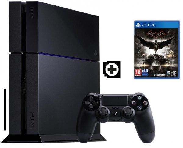 [MM] [CH] Sony Playstation 4 500 GB + Batman: Arkham Knight - Konsole + Game