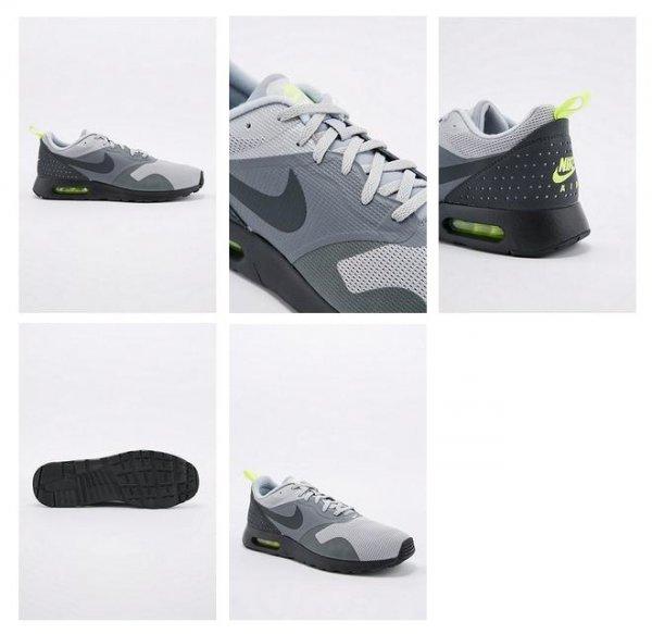 """Urban-Outfitter - """"Nike – Sneaker """"Air Max Tavas Wolf"""" in Grau"""""""