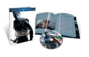 Die Legende von Beowulf D.C. oder Der Goldene Kompass als Premium Collection auf Blu-Ray für jeweils 3,99€ bei Saturn
