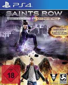 Saints Row IV: Re-elected + Gat Out of Hell (PS4) für 16,99€ bei Redcoon.de