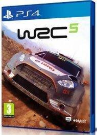 WRC 5: World Rally Championship (PS4) PAL @coolshop