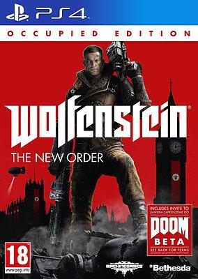 Wolfenstein: The New Order Occupied Edition PS4 für 19,79€ inkl.