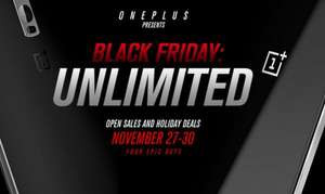 BLACK FRIDAY @ONEPLUS // INVITE-FREE (Unlimited Open Sales & Deals)