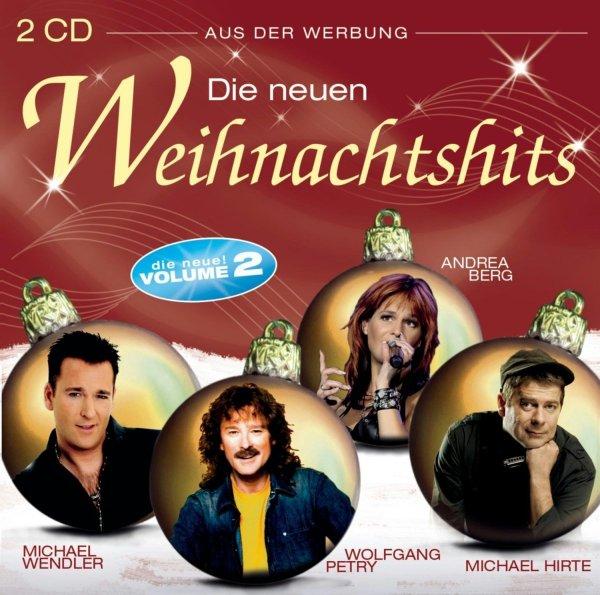 Amazon Prime : Die Neuen Weihnachts Hits Folge 2 Doppel-CD - Nur 3,98 € u.a Johnny Cash, Frank Sinatra