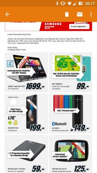 [mediamarkt] 1,5 TB WD Elements Portable USB 3.0