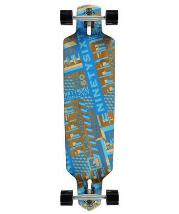 Engelhorn: Longboard Boobam für 111,96 EUR - 8% qipu (statt 139,90 EUR)