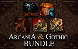[Steam] Arcania + Gothic Pack