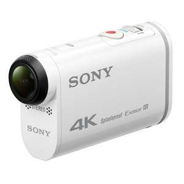 Sony FDR-X1000 4K Actioncam (4K Modus 100/60Mbps, Full HD Modus 50Mbps, ZEISS Tessar 170° Objektiv, SteadyShot für 259€ bei Amazon.de