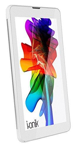 "[Jacob Elektronik] I-ONIK TABLET TM3 Serie 1GB 17,80cm 7"" 8GB 3G Android 4.4 silber GPS"