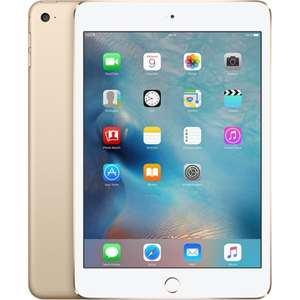 [electronic4you] Apple iPad mini 3 LTE 64GB Gold 407,99 € inkl. Versand