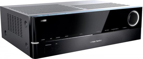 Harman/Kardon AVR 151S AVR , 3D fähig, Spotify/vTuner, schwarz für 241,50 € > [conrad.de Black Week Deals] > Vsk frei