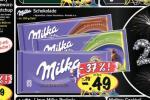Lidl - Milka Schokoladen (viele Sorten) 100g - 0,49€