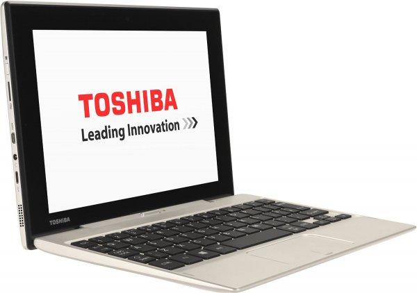 [Microsoft Store] Toshiba Satellite Click Mini Convertible (8,9'' FHD IPS Touch, Intel Z3735F, 2GB RAM, 32GB intern, microHDMI, 10h Akkulaufzeit, Win 8.1 -> Win 10) + 25€ Zalando-Gutschein + 3 Jahre Sorglos-Garantie für 204,99€