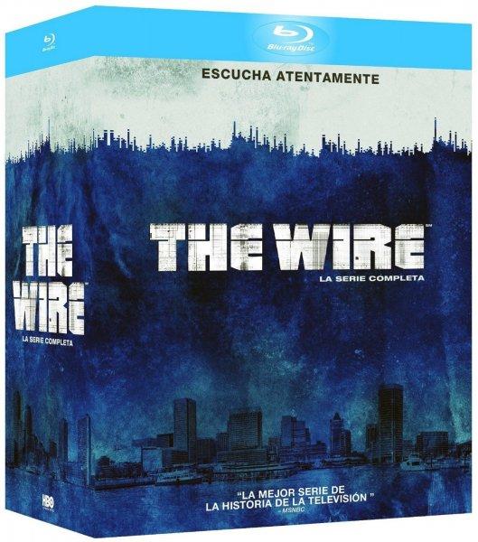 The Wire - Die komplette Serie (Staffel 1-5) inkl. Vsk für 56,95 € > [amazon.es Black Friday Deals]