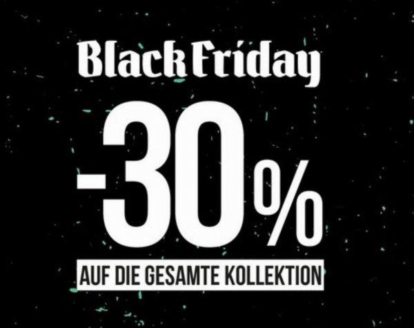 30% Discount auf das gesamte Angebot bei Desigual (online/offline)