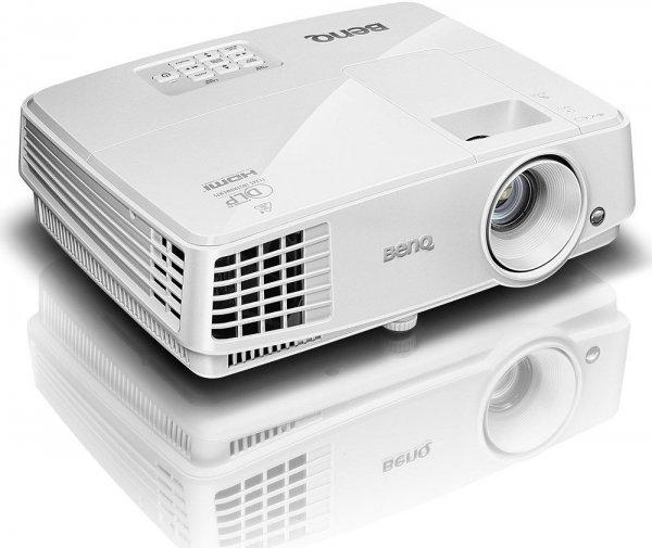 BenQ TW526E DLP-Projektor (3D, 1280 x 800 Pixel, 3200 ANSI-Lumen, Kontrast 13000:1, VGA, Smart Eco) für 349€ @eBay