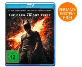 The Dark Knight Rises - (Blu-ray) für 4,99€ bei Saturn & Amazon