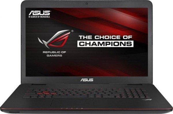 [Voelkner] Asus GL771 Gaming Notebook (17,3'' FHD IPS, Intel i7-4710HQ, 8GB RAM, 256GB SSD, 1TB HDD, GeForce GTX 860M, WLAN ac + Tb LAN, Bluray-Brenner, Win 8.1 -> Win 10) für 1099€