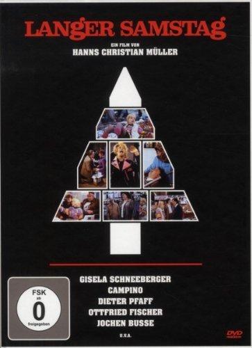 [Amazon, DVD] Langer Samstag (+ CD-Soundtrack) u.a. mit Campino und Schneeberger + 1€ Guthaben