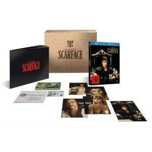 [Blu-ray] Scarface - Special Limited Edition in Holzbox  für 31,98 Euro inkl. Versand @OFDb