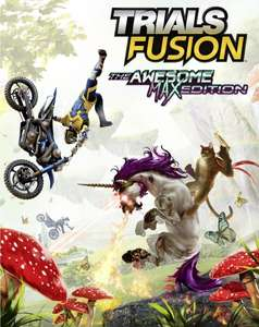 Trials Fusion: The Awesome Max Edition (Uplay) für 9,42 EUR bei Amazon US (PC) (VGP: 26Euro)