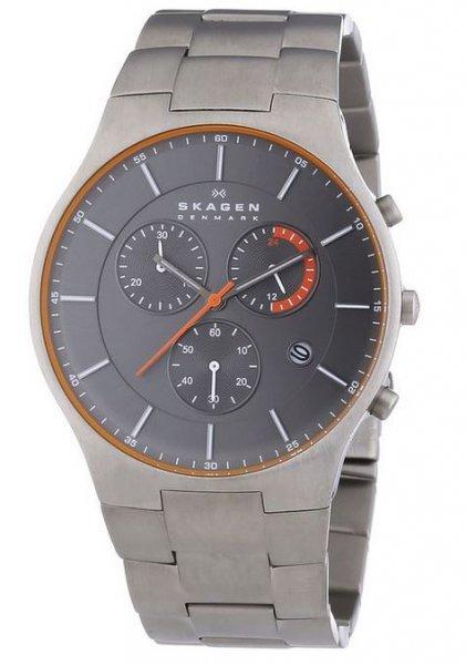 Skagen Herren Armbanduhr Chronograph SK6076 für 183,45€ inkl. Versand