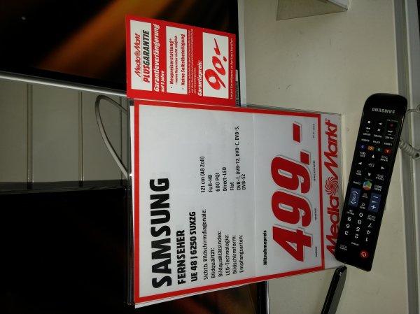 """[Lokal? MM Bochum] Samsung UE48J6250 für 499 € // 55"""" für 629 €"""