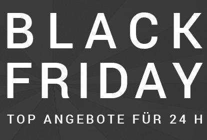 Black Friday bei Beamer Discount - günstige Leinwände, Beamer und Audioprodukte