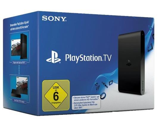 PlayStation TV für 17,99€bei Media Markt @Black Friday