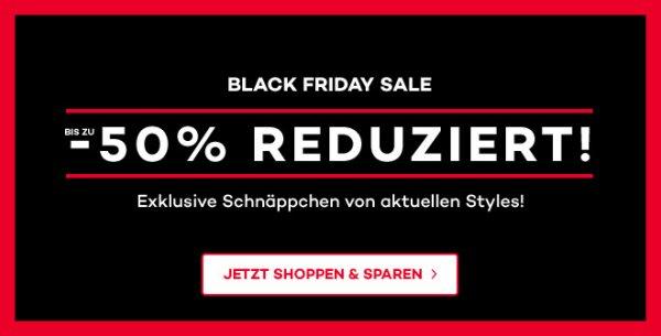Pre- @Black Friday-Sale bei Planet-Sports bis zu 50%