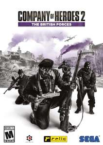 [Amazon.com] Company of Heroes 2: The British Forces 3,24$ (~3€)