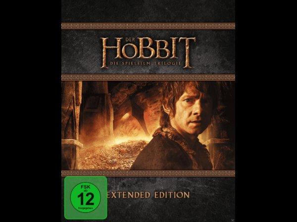 Die Hobbit Trilogie (Extended Edition) - (Blu-ray) bei Saturn-Online