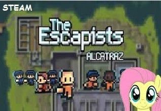 The Escapists: Alcatraz (STEAM Key Giveaway / DLC / Humble Bundle)